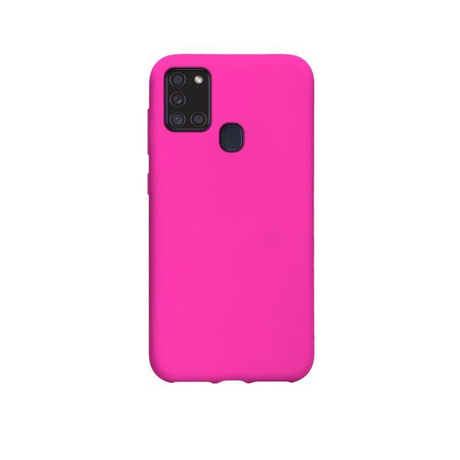 Pouzdro SBS Vanity Cover pro Samsung Galaxy A21s-A217F, růžové