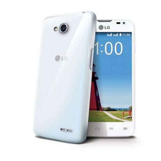 Pouzdro silikonové Celly Premium Gelskin pro LG L65 - D280n