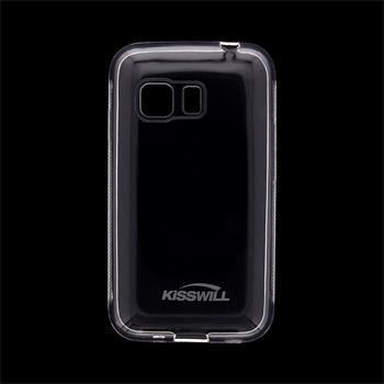 Pouzdro silikonové Kisswill pro Samsung Galaxy Young 2 - G130, Transparent
