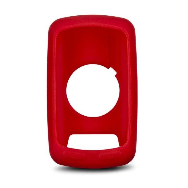 Pouzdro silikonové-pro Garmin Edge 810 a 800, Red