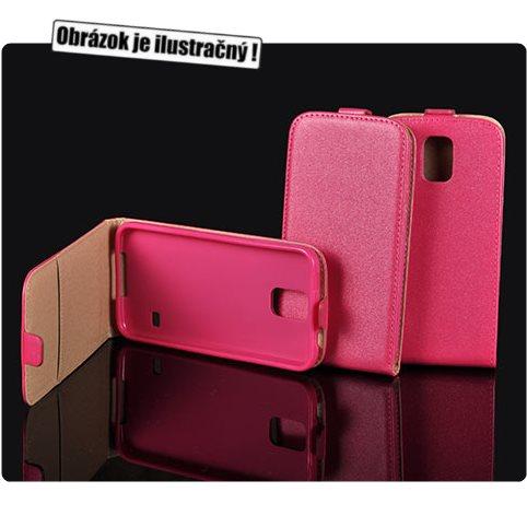Pouzdro Slim Flip 2 pro Huawei Ascend P6, Pink