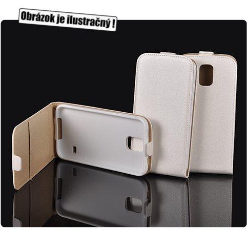 Pouzdro Slim Flip 2 pro Samsung Galaxy Trend Plus-S7580, White