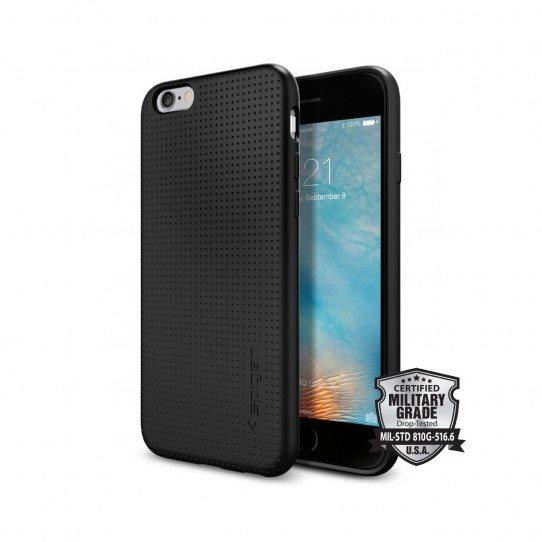 Pouzdro Spigen Capsule pro Apple iPhone 6, Apple iPhone 6S, Black