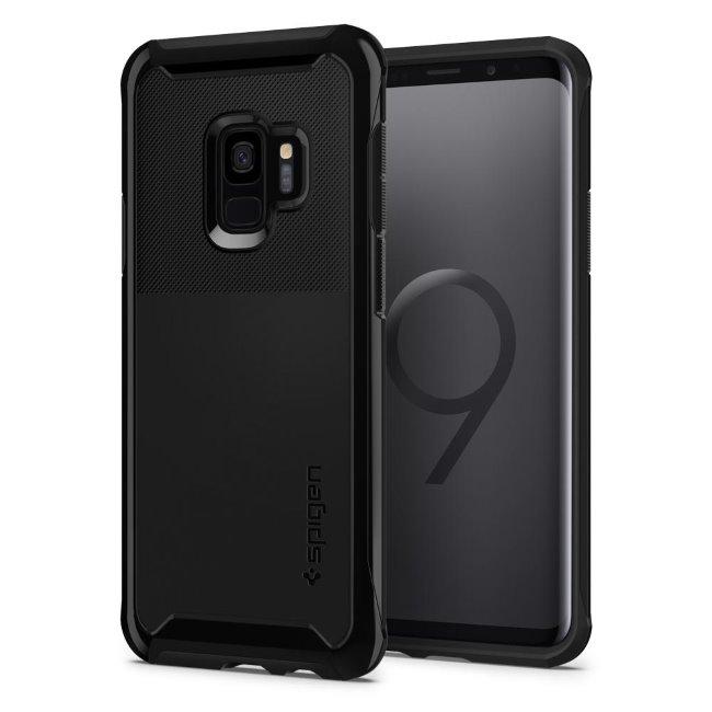 Pouzdro Spigen Neo Hybrid Urban pro Samsung Galaxy S9-G960F, Midnight Black