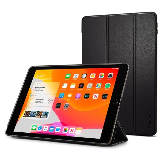 "Pouzdro Spigen Smart Fold pro Apple iPad 10.2""2019, black"