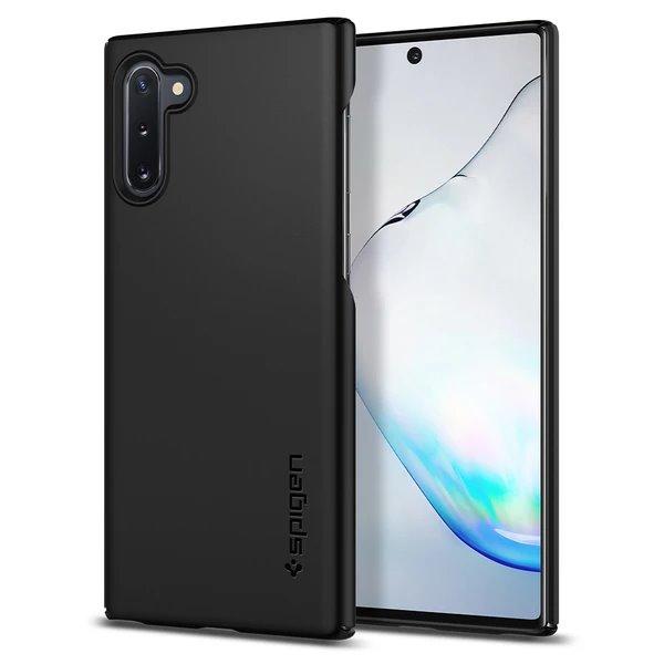 Pouzdro Spigen Thin Fit pro Samsung Galaxy Note 10, N970F, Black