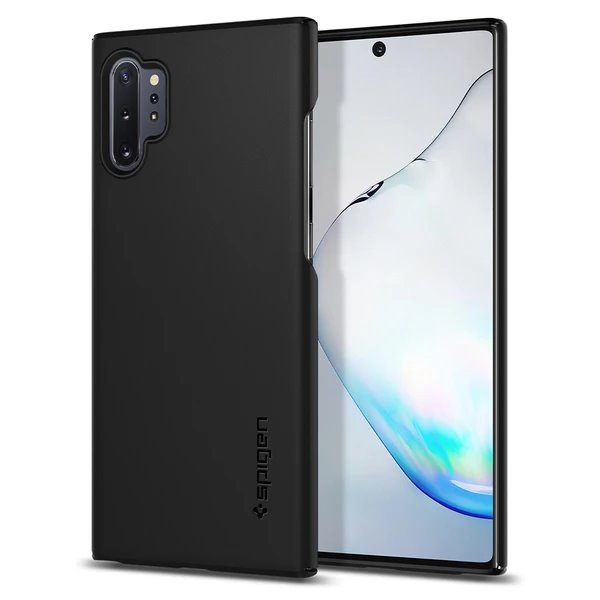 Pouzdro Spigen Thin Fit pro Samsung Galaxy Note 10 Plus, N975F, Black