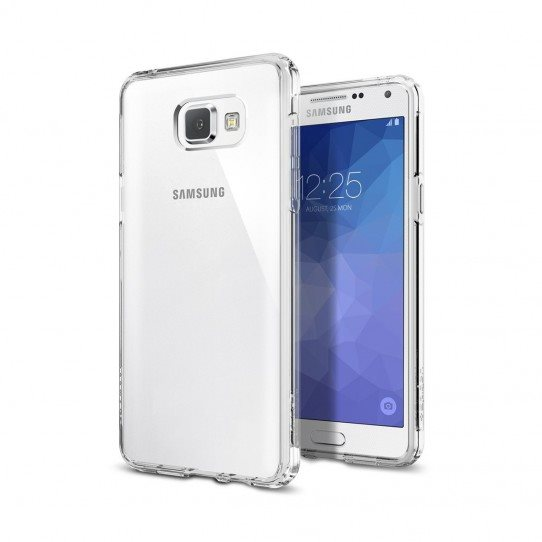 Pouzdro Spigen Ultra Hybrid pro Samsung Galaxy A5 2016-A510F, Crystal Clear