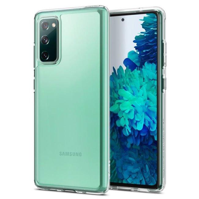 Pouzdro Spigen Ultra Hybrid pro Samsung Galaxy S20 FE-G780F, clear