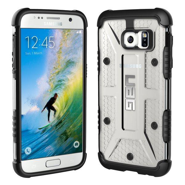 Pouzdro UAG Composite Case pro Samsung Galaxy S7-G930F, Ice