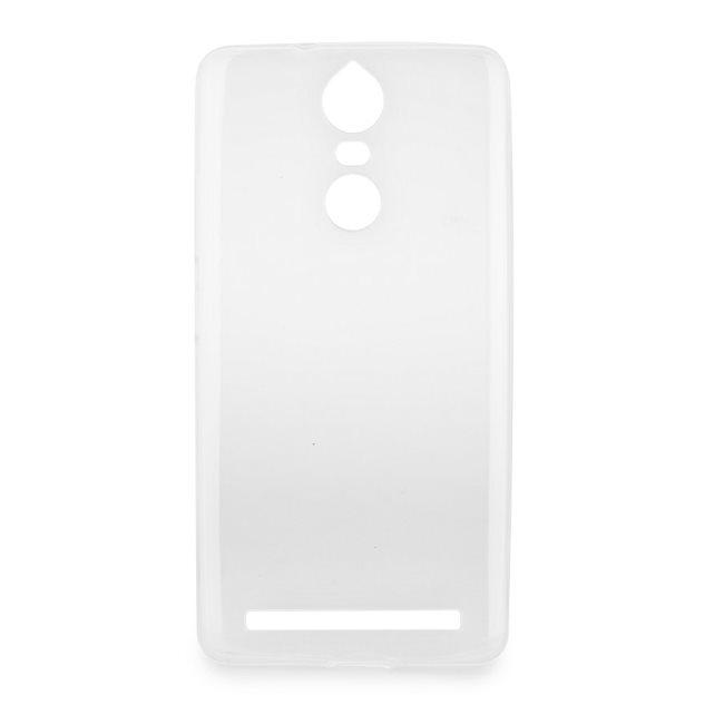 Pouzdro ultra tenké pro Lenovo Vibe K5 Note, Lenovo Vibe K5 Note Fingerprint, Transparent