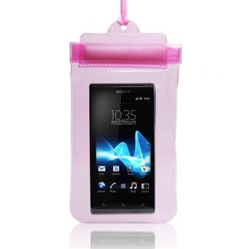 Pouzdro vodotěsné pro Samsung Galaxy Core Duos-i8262, Pink