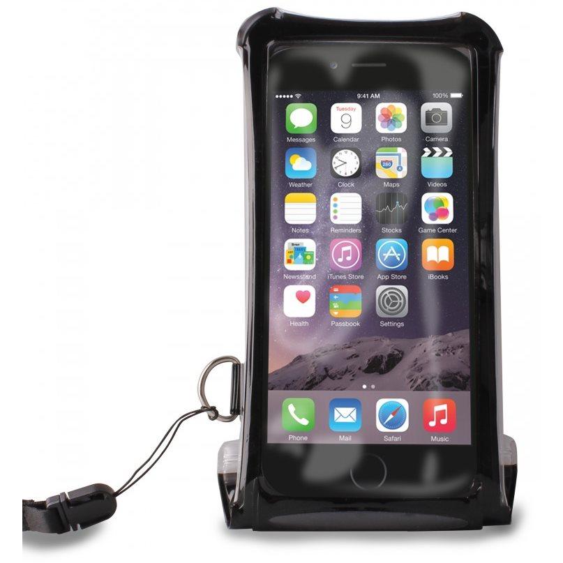 Pouzdro vodotěsné Puro pro Alcatel OneTouch 6043D Idol X +, Black