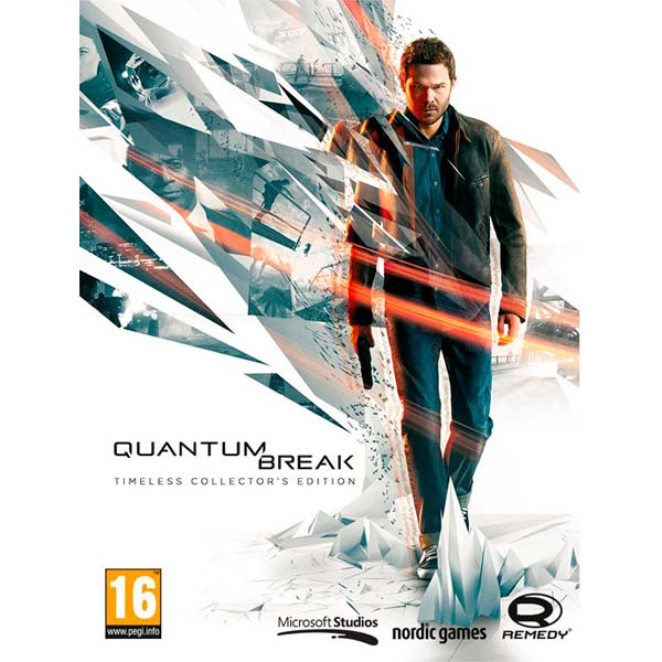 Quantum Break (Timeless Collector 'Edition)