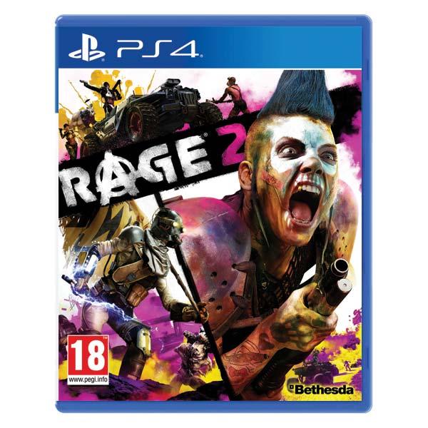 Rage 2[PS4]-BAZAR (použité zboží)