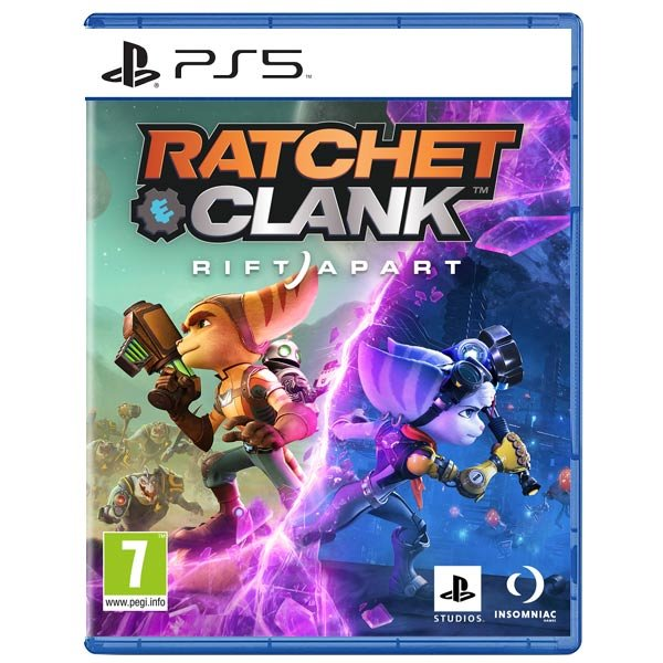 Ratchet & Clank: Rift Apart CZ