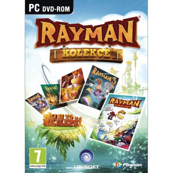 Rayman Kolekce CZ PC