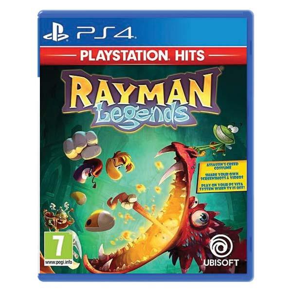 Rayman Legends[PS4]-BAZAR (použité zboží)