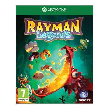 Rayman Legends [XBOX ONE] - BAZAR (použité zboží)