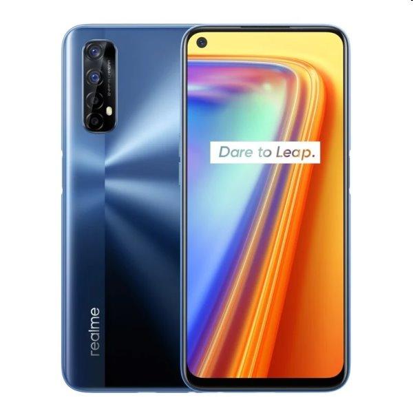 Realme 7, 6/64GB, Dual SIM, Mist Blue - CZ distribúcia