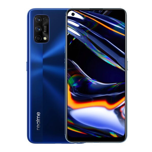 Realme 7 Pro, 8/128GB, Dual SIM, Mirror Blue - CZ distribúcia