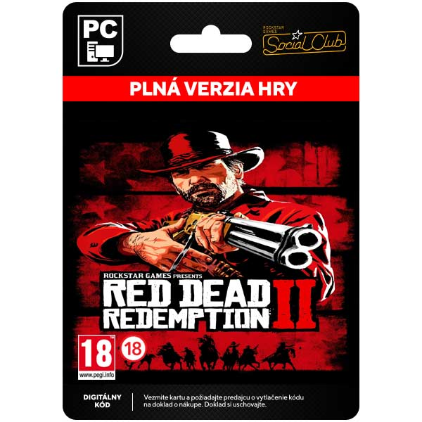 Red Dead Redemption 2[Social Club]