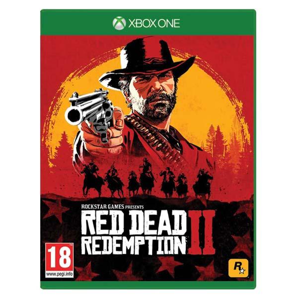 Red Dead Redemption 2[XBOX ONE]-BAZAR (použité zboží)