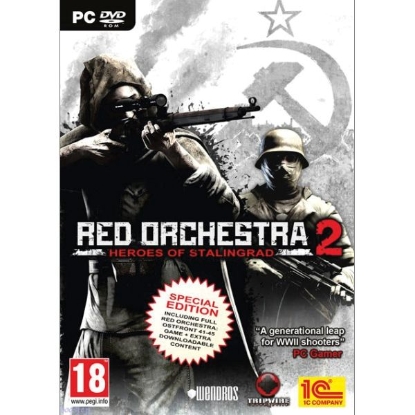 Red Orchestra 2: Heroes of Stalingrad (Special Edition) PC