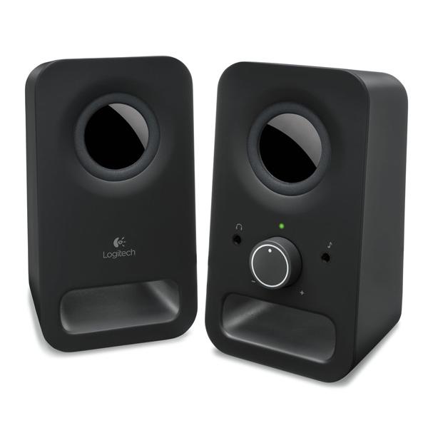 Reproduktory Logitech Speaker Z150 Midnight black