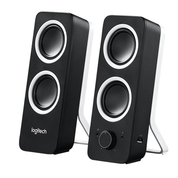 Reproduktory Logitech Speaker Z200 Midnight black