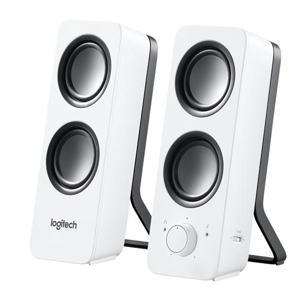 Reproduktory Logitech Speaker Z200 Snow white
