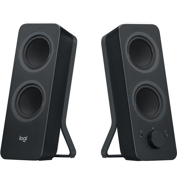 Reproduktory Logitech Speaker Z207, black