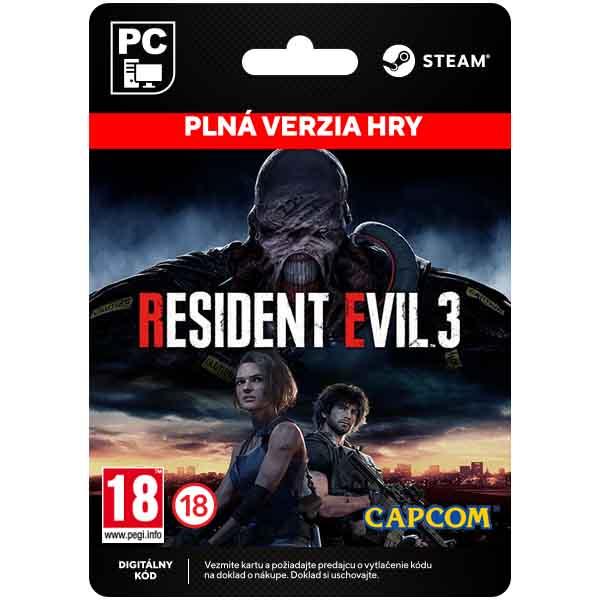 Resident Evil 3[Steam]