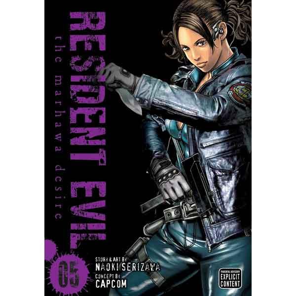 Resident Evil 5-The Marhawa Desire