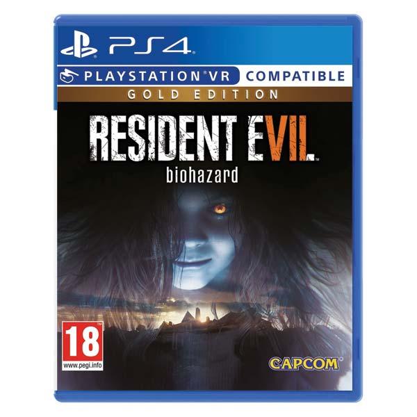 Resident Evil 7: Biohazard (zlaté vydání)