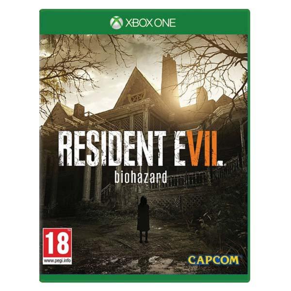 Resident Evil 7: Biohazard[XBOX ONE]-BAZAR (použité zboží)