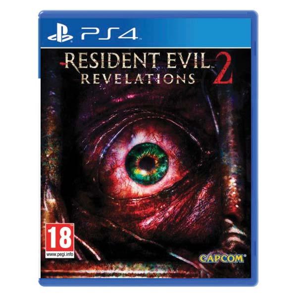 Resident Evil: Revelations 2 [PS4] - BAZAR (použité zboží)