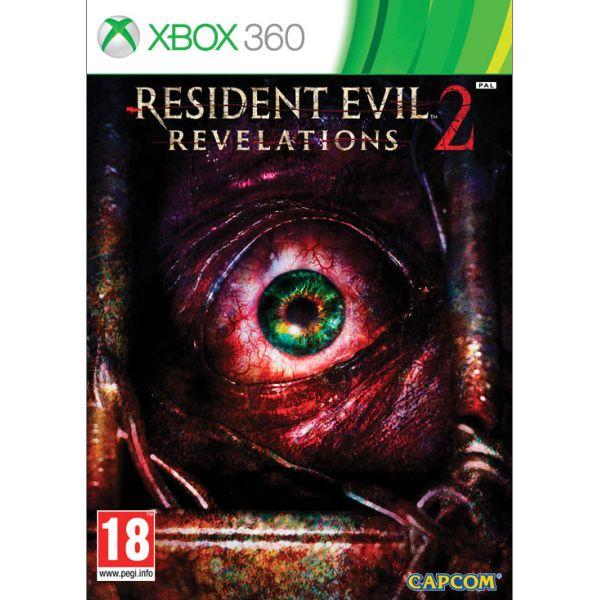 Resident Evil: Revelations 2 XBOX 360