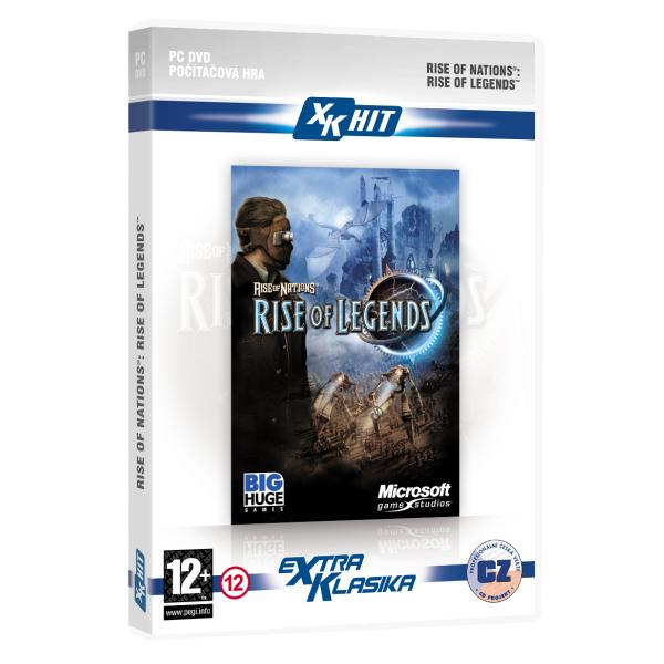 Rise of Nations: Rise of Legends CZ PC