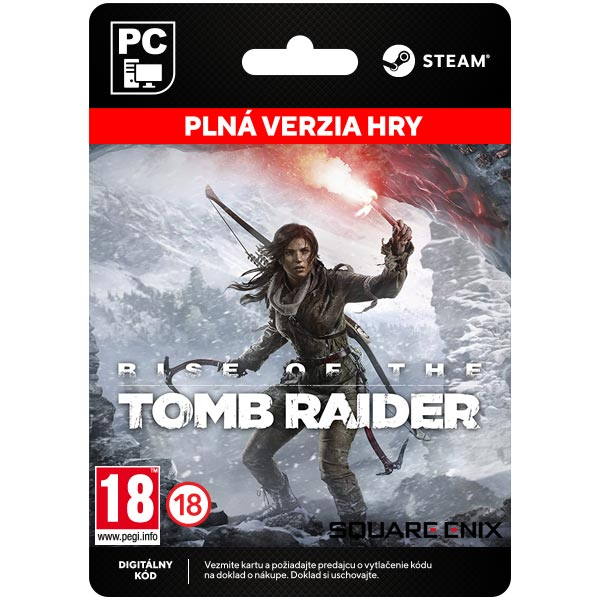 Rise of the Tomb Raider[Steam]