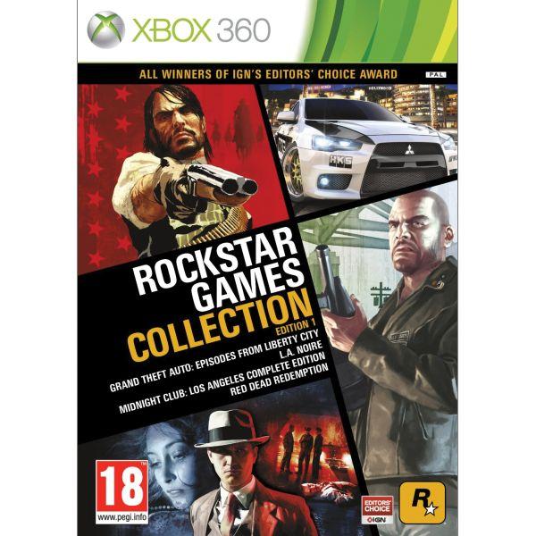 Rockstar Games Collection (Edition 1) XBOX 360