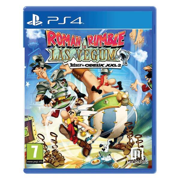 Roman Rumble In Las Vegum: Astérix & Obelix XXL 2