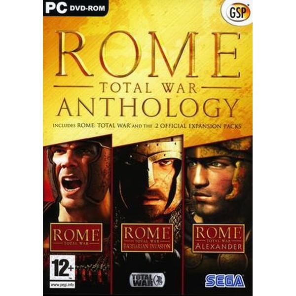 Rome: Total War Anthology PC