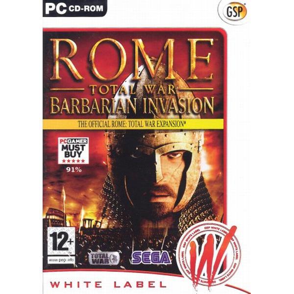 Rome Total War: Barbarian Invasion (White Label) PC