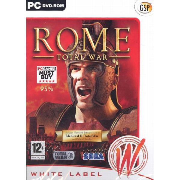 Rome: Total War (White Label) PC