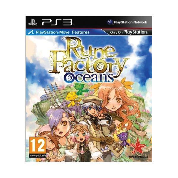 Rune Factory: Oceans PS3