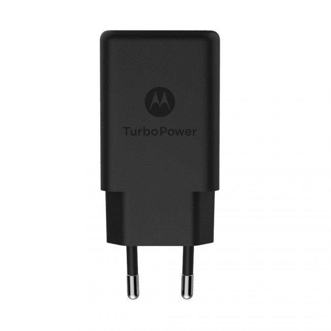 Rychlonabíječka Motorola TurboPower QC 3.0, Black