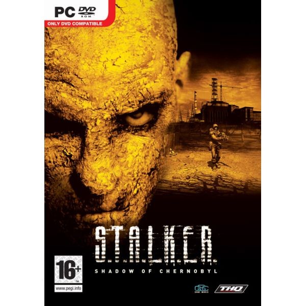 S.T.A.L.K.E.R: Shadow of Chernobyl PC