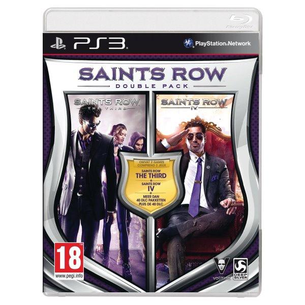 Saints Row Double Pack PS3