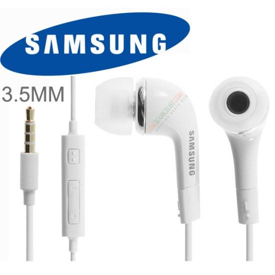 Samsung EHS64W-Stereo sluchátka, White